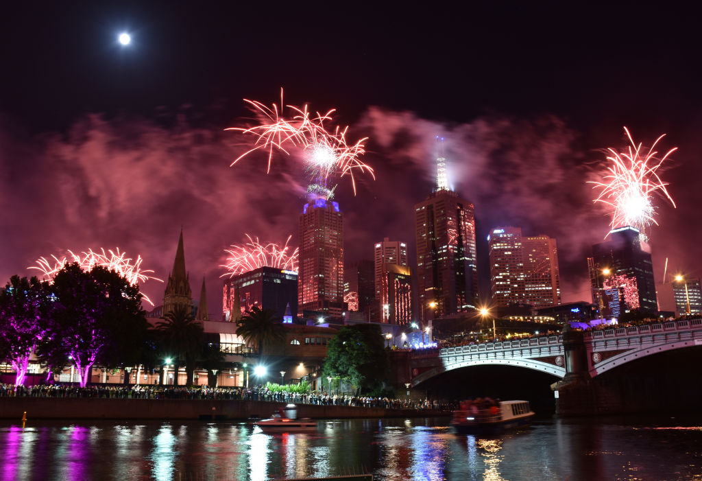 Article image for Melbourne's annual New Year's Eve fireworks cancelled