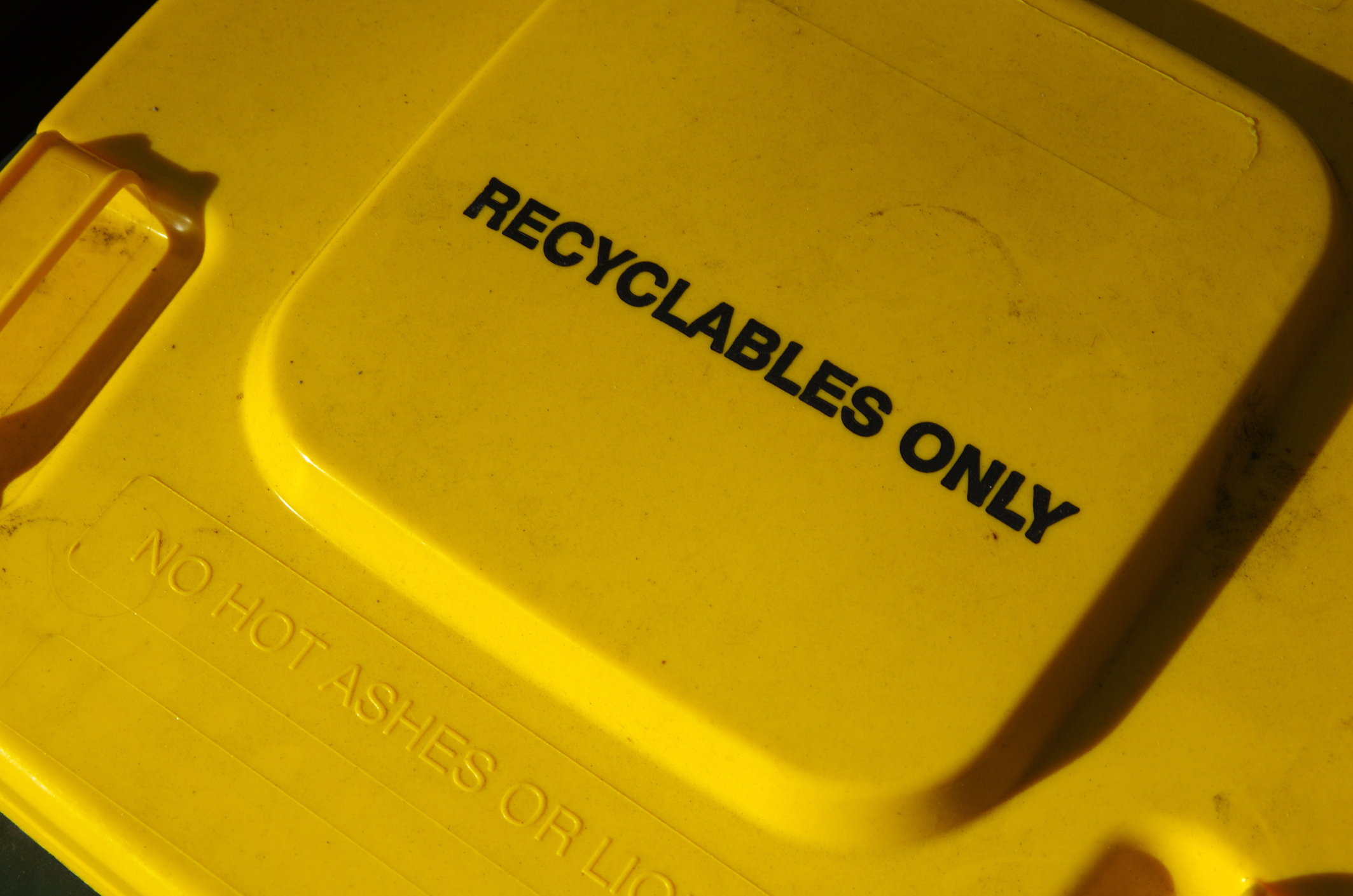 What you SHOULD and SHOULDN'T put in your recycling bin!