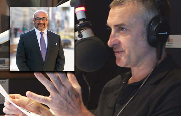 Article image for Tom Elliott and Labor MP go head-to-head over radical refugee re-think