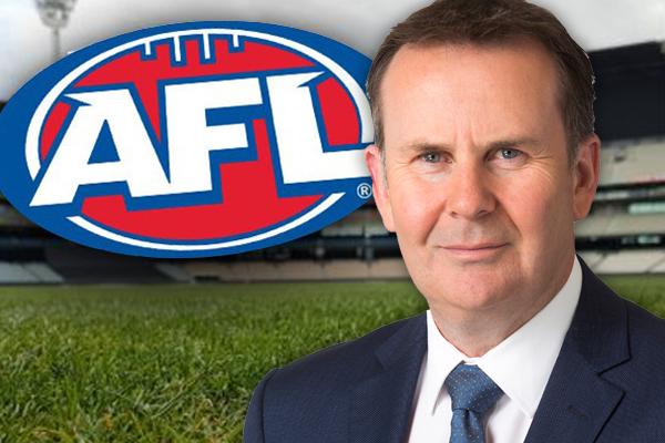 Article image for 'It smacks of hypocrisy': Tony Jones slams AFL over $8 million-a-year betting mega-deal