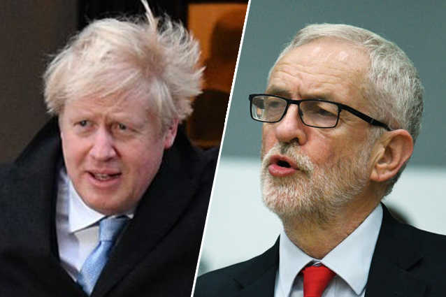 Article image for UK election: Corbyn steps down as Labour leader after crushing loss to Tories