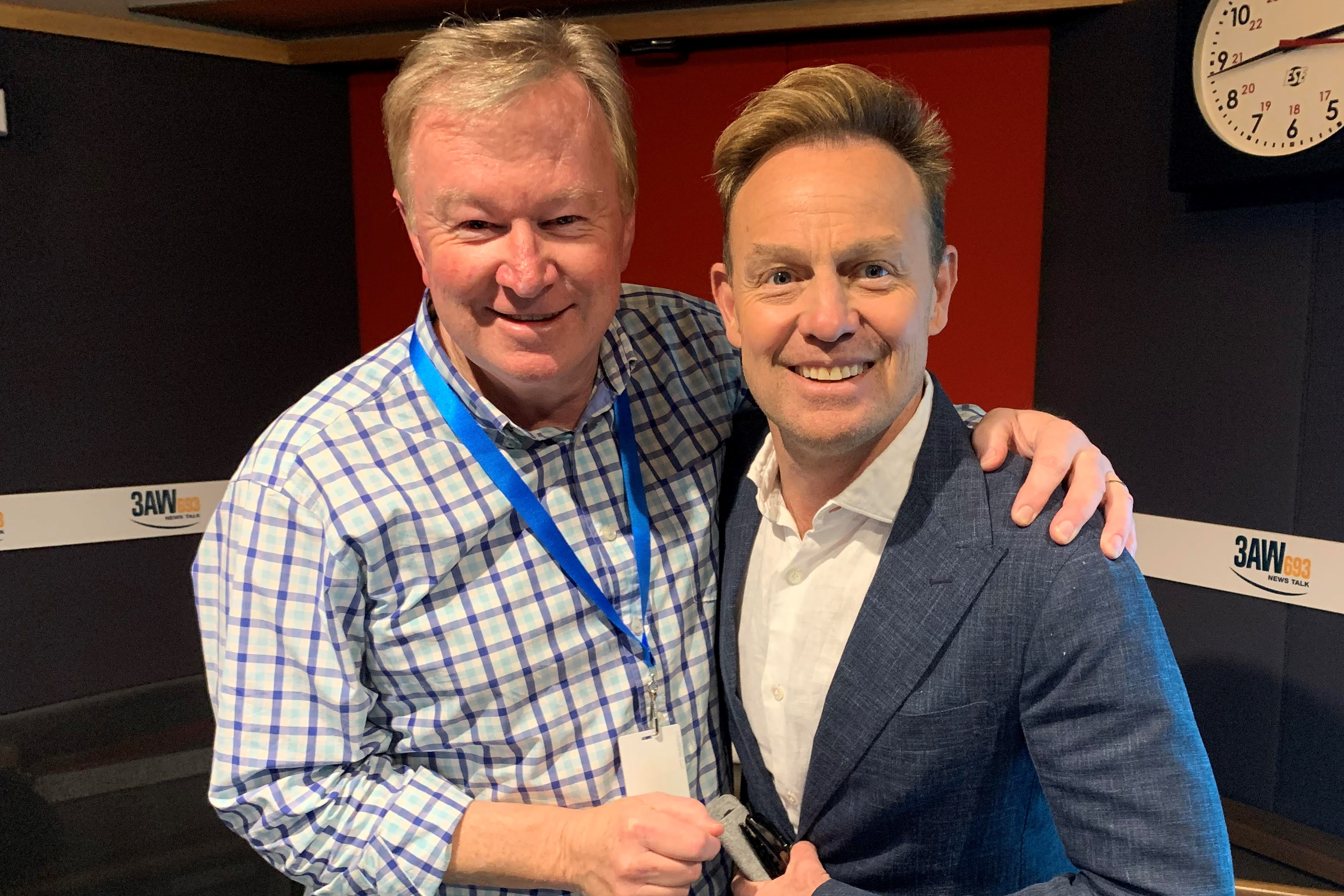Article image for Jason Donovan on his first musical role in Melbourne, and following in your parents' footsteps