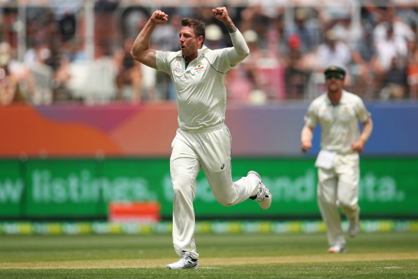 Article image for James Pattinson believes he's feeling the fittest of his career