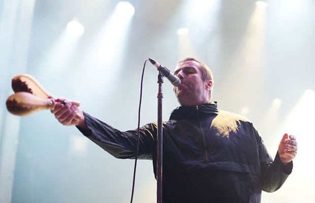 Article image for Why the last song of Liam Gallagher's Melbourne concert was cut short last night