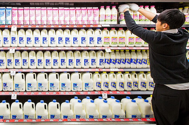 Coles forced to pay dairy farmers $5.25m