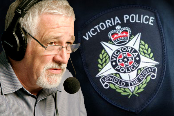 Article image for Neil Mitchell says Victoria Police needs a drastic overhaul in the wake of 'appalling' royal commission revelations