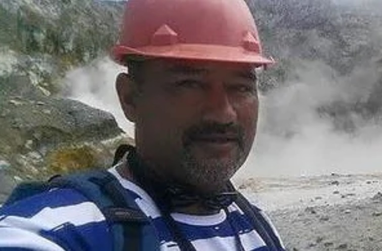 Article image for 'A rare breed': Paul Kingi emerges as hero of New Zealand volcano tragedy