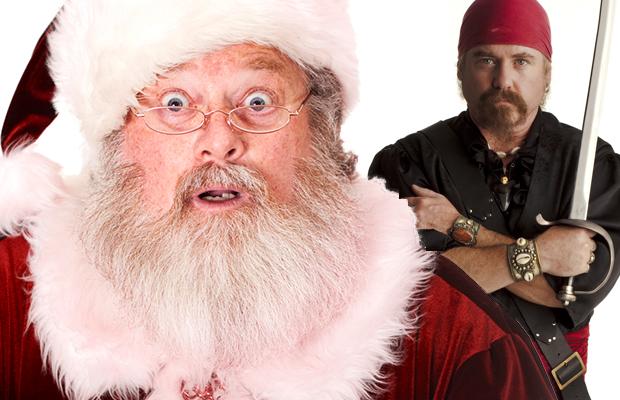 Article image for A Melbourne daycare centre's bizarre, Santa-free non-Christmas party