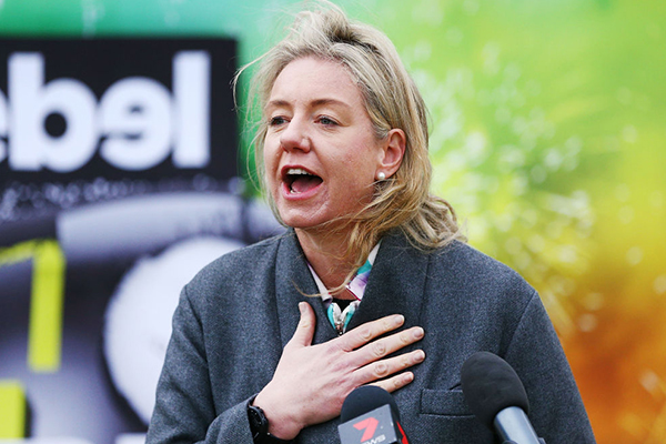 Article image for Prime Minister orders investigation into Bridget McKenzie over sports grants