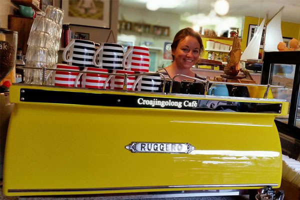 Article image for #AdoptAShop: Cafe in bushfire-affected Mallacoota supported by a generous Albert Park business