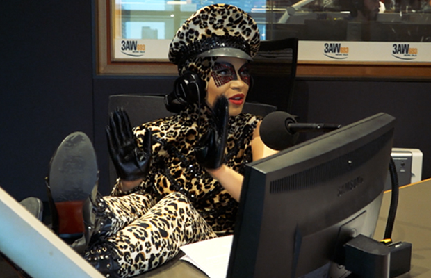 Article image for 'Lady Gaga' finds out about the time Lady Gaga rang 3AW!