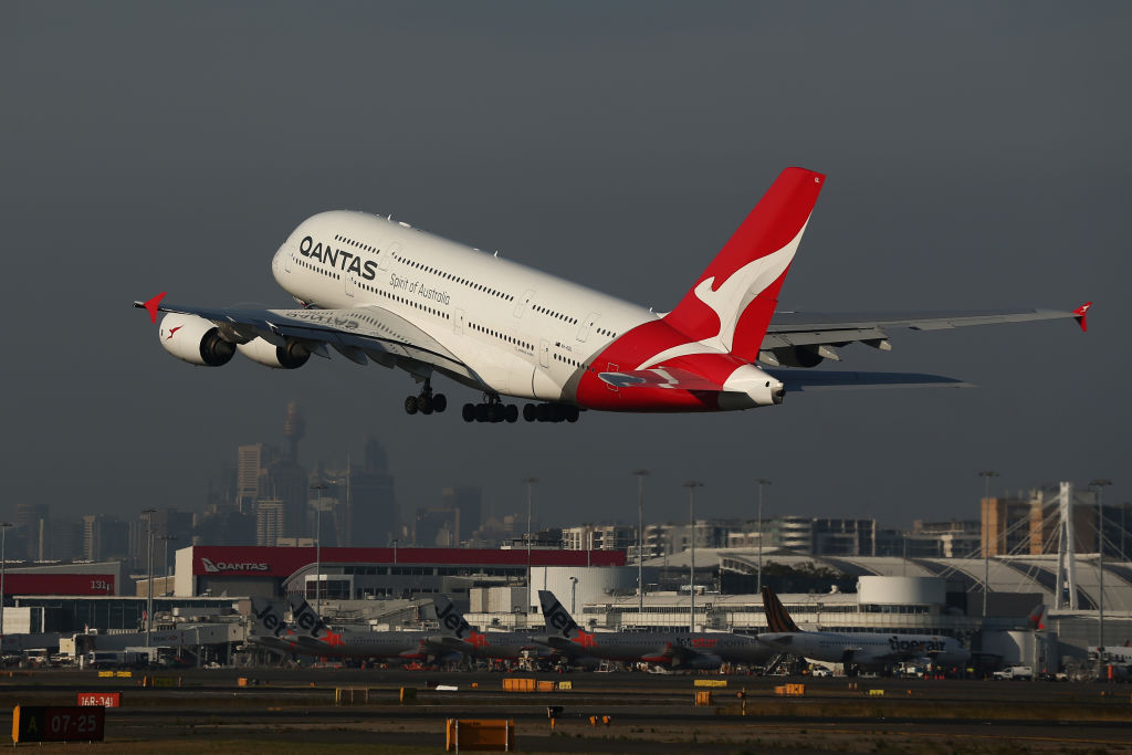 Article image for Why Qantas cancels one-in-10 flights between Melbourne and Sydney