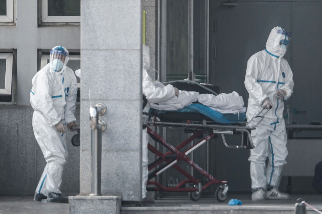 Article image for Brisbane man quarantined as Australia steps up measures to stop spread of deadly SARS-like virus