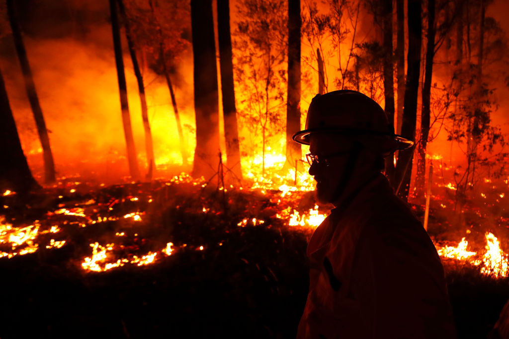Article image for Australian bushfires: Is this the new normal?
