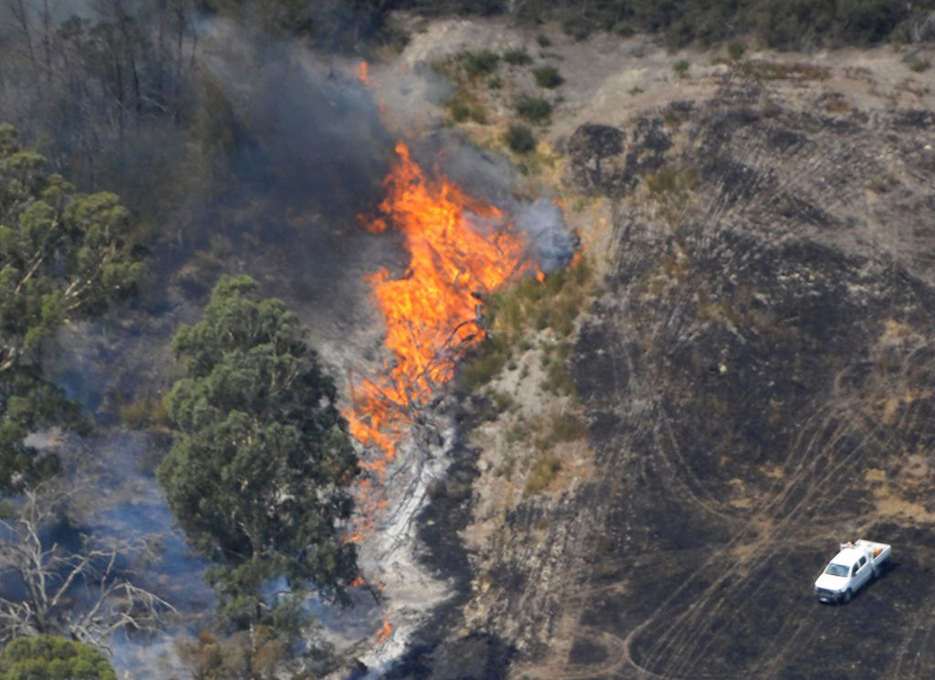 Article image for Alarming amount of landowners in fire-prone shire not complying with 'clean-up' notices