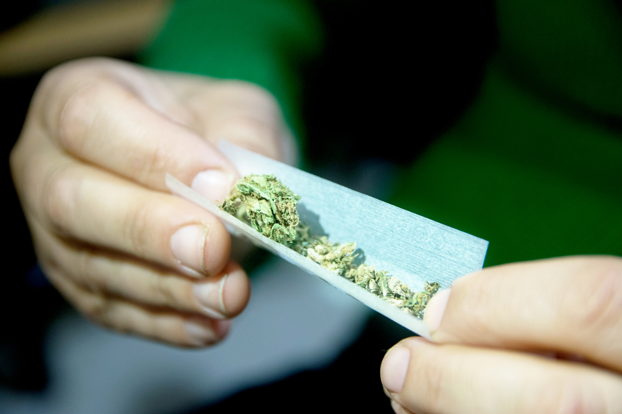 Article image for Canberrans can now use and possess cannabis under ACT's new laws