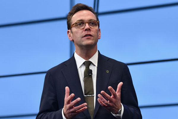 Article image for 'An extraordinary attack': James Murdoch breaks ranks by criticising News Corp coverage of climate change