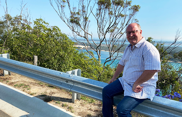 Article image for See the photos: Ross and John visit East Gippsland!