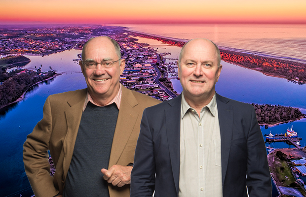 Ross and John: Live from Lakes Entrance!