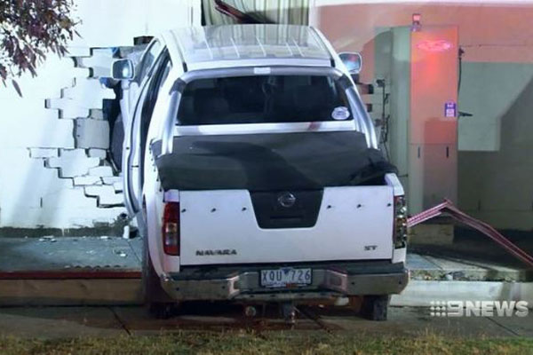 Article image for 'Waiting for a fatality': Man demands speed humps in his street after a ute smashes into his house for the second time