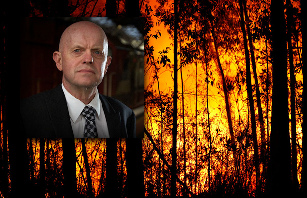 Article image for Sly's seven-point plan to help Australia recover from bushfire crisis