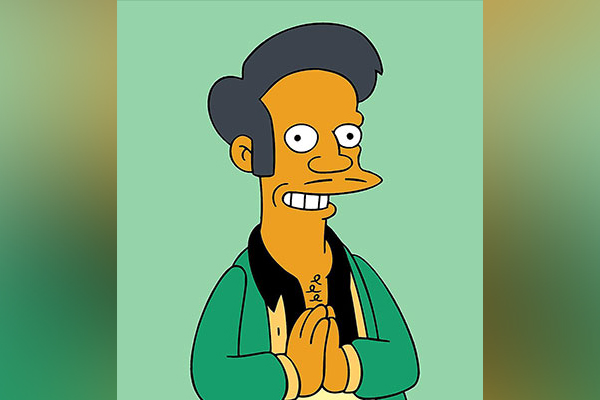 Article image for 'Brown face is a problem': How Apu from The Simpsons fuels bullying, according to a media expert