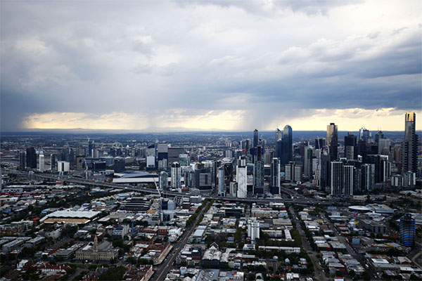 Article image for Growing pains: Melbourne set to surpass Sydney in the population stakes