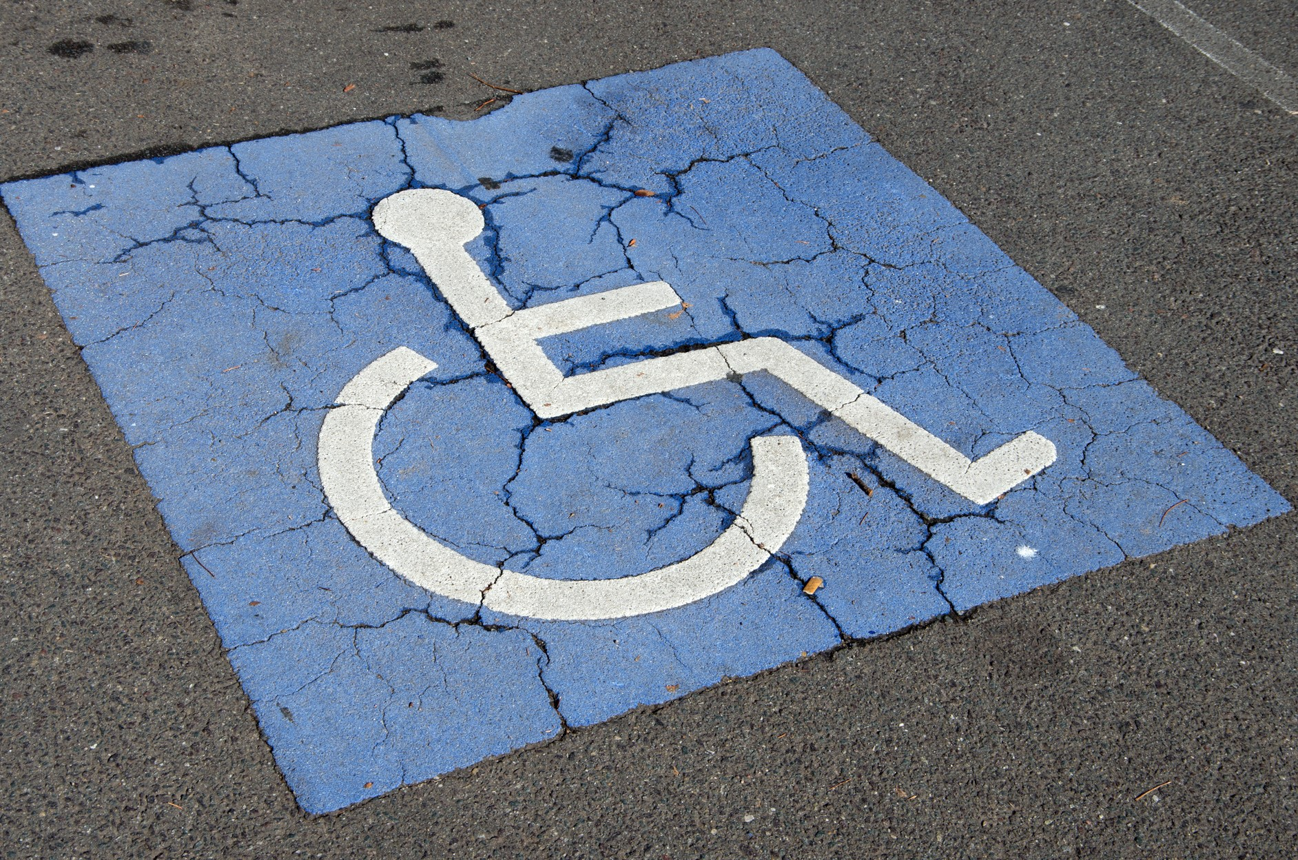 Push for drivers who illegally park in disabled parks to lose demerit points