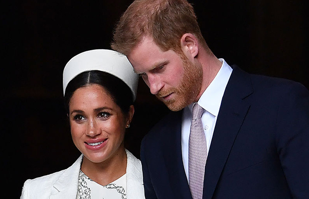 Article image for ROYAL SPLIT: Harry and Meghan quit their 'jobs', shock the Palace