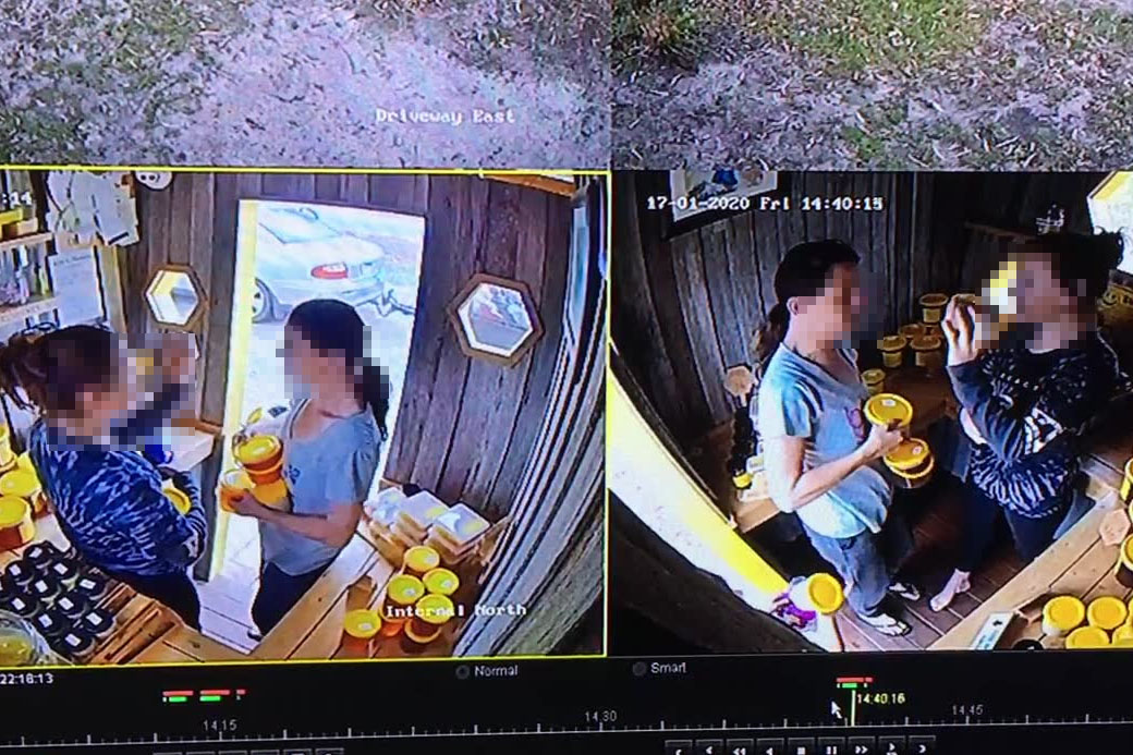 Article image for Rumour Confirmed: Honey thieves steal from East Gippsland shop twice