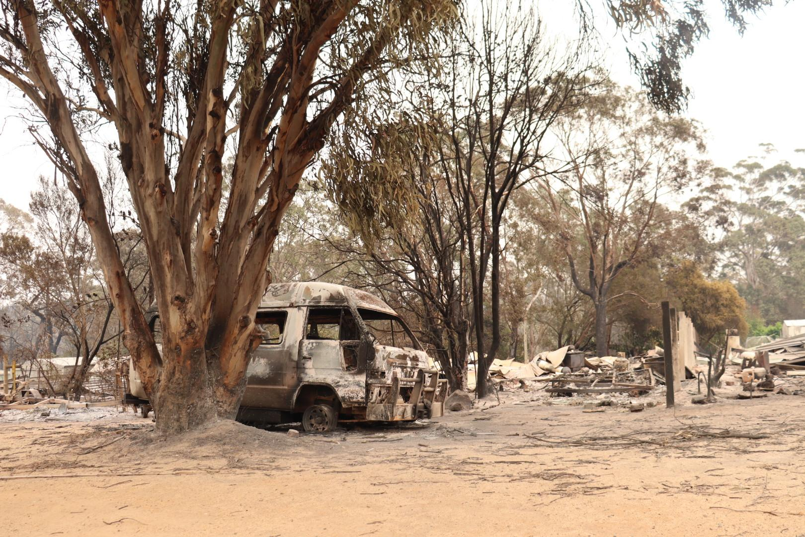 Article image for UPDATE: 17 people remain 'unaccounted for' as concerns grow in East Gippsland