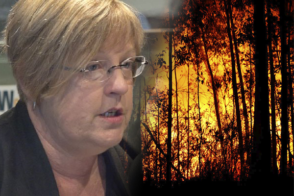 Article image for 'Explosive situation': Emergency Services Minister's warning amid 'unprecedented' fire conditions