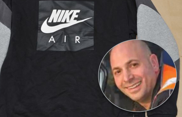Article image for Nike jumper the latest clue in hunt for Paul Virgona's killer