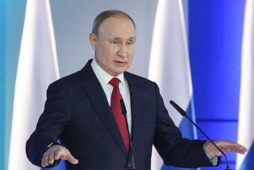 Article image for How Putin's shock government shake-up could help him hold onto power indefinitely
