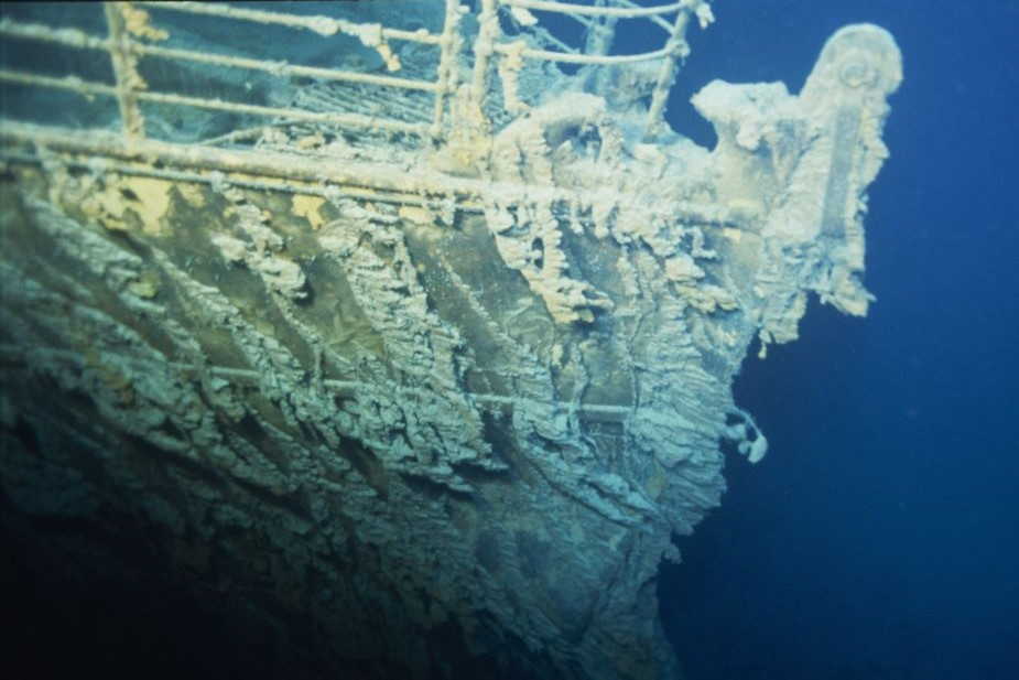 Article image for 'They're going into the grave': Historian objects to plan to extract treasure from Titanic shipwreck