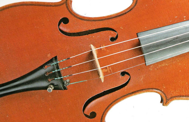 Article image for Music community on notice after 'targeted' theft of historic $70k violin