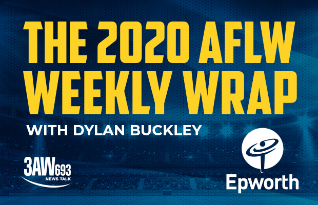 Article image for The AFLW Weekly Wrap podcast with Dylan Buckley, February 19