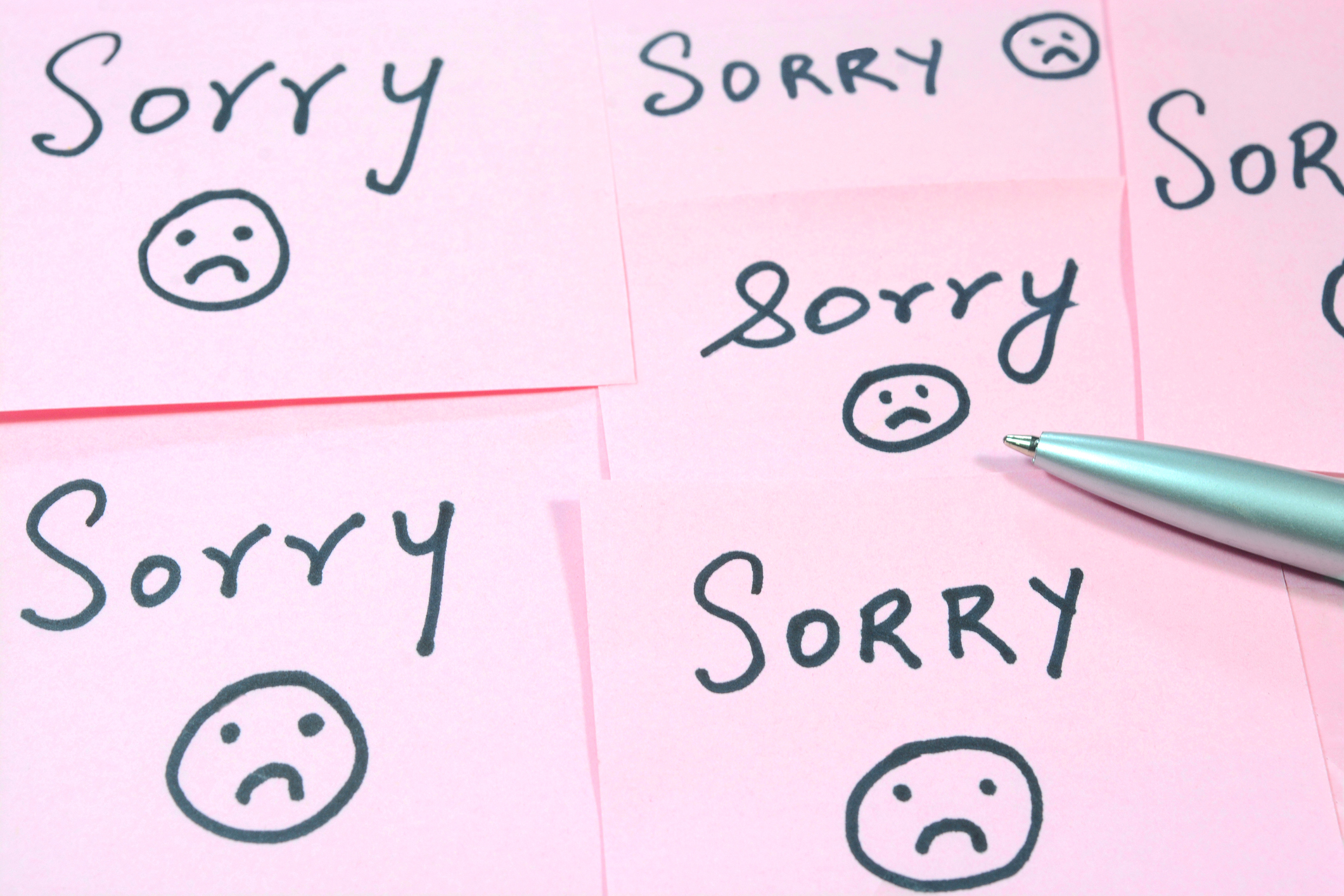 Article image for How to apologise properly — Psychology with Sabina Read
