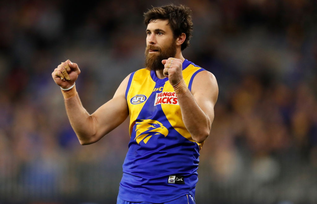 Article image for Josh Kennedy rules himself out of bushfire relief match