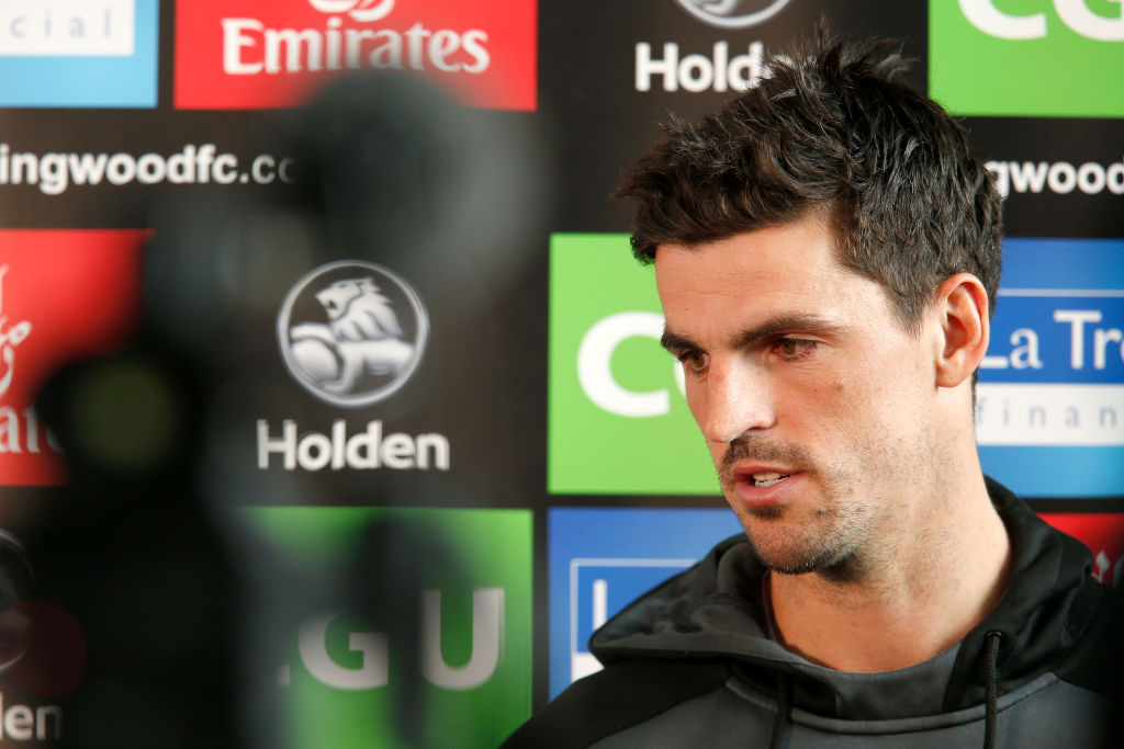 When Scott Pendlebury Would Be Open To More Media Access