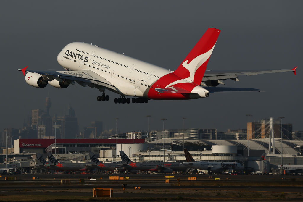 Article image for 'Broad and immediate': Qantas and Jetstar slash flights in response to coronavirus