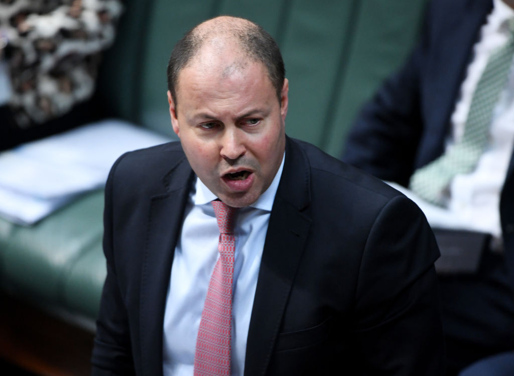Article image for Josh Frydenberg responds to calls to scrap the luxury car tax