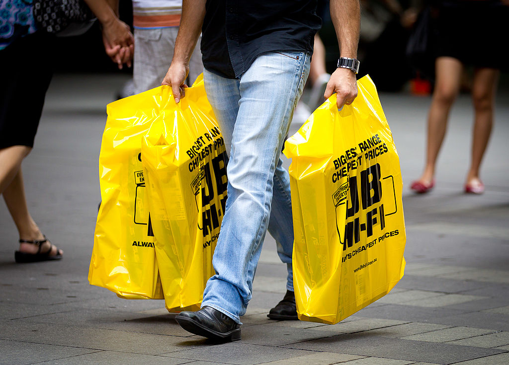 Article image for JB Hi-Fi Group survives and thrives through retail 'killing season'