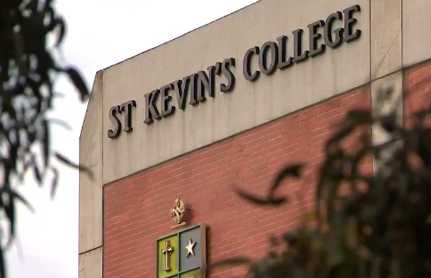 Article image for Former St Kevin's student says staff departures 'only one step' in solving school's problems