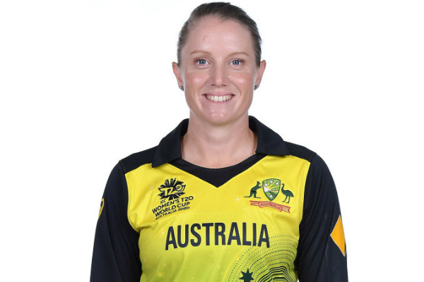 "Alyssa Healy says Australia will bounce back from ""reality check"""