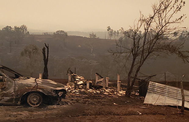 Article image for Where's the money now? Bushfire victims struggling to access donations