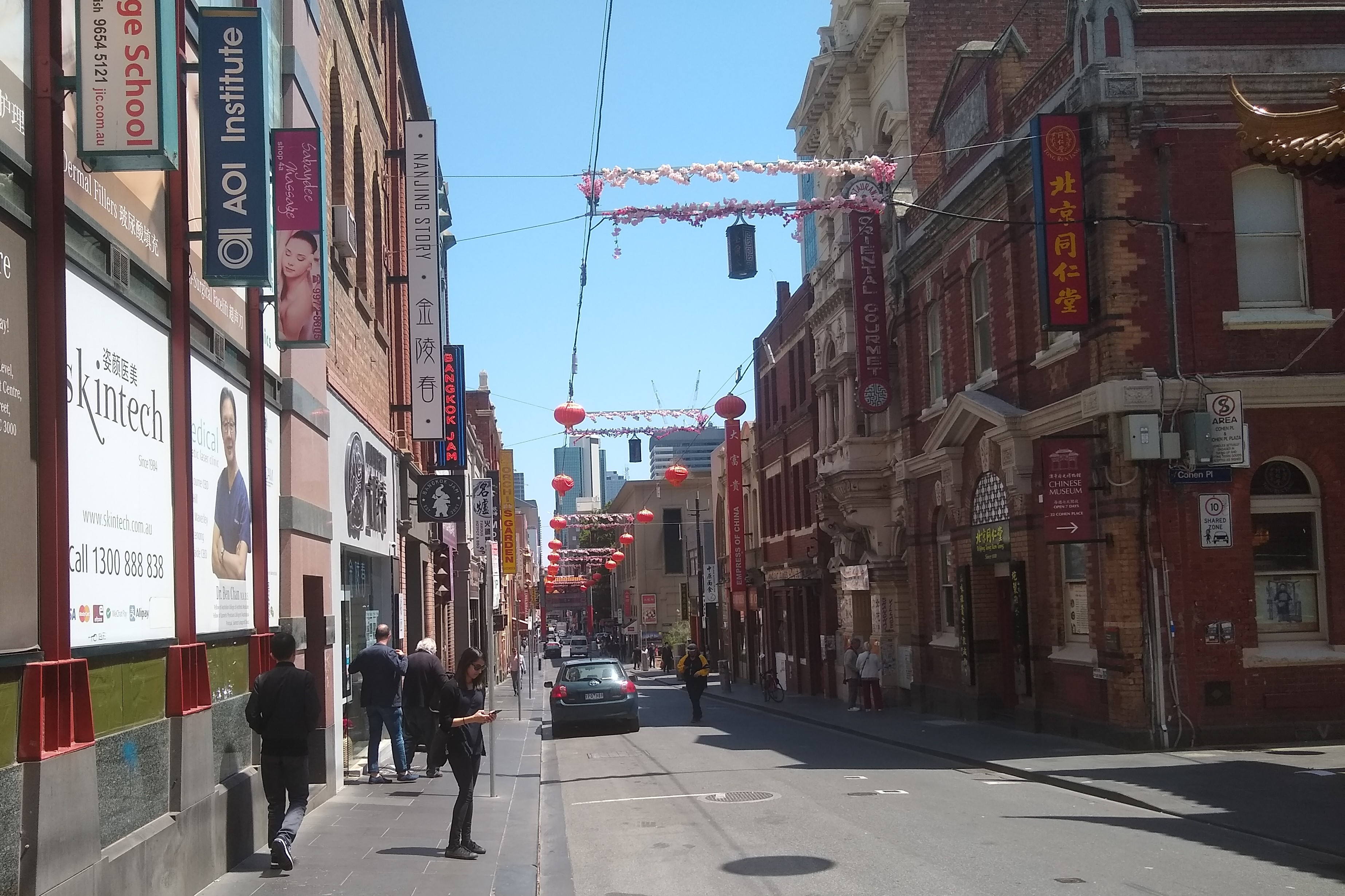 Article image for Lord Mayor says coronavirus fears are keeping Melburnians out of Chinatown