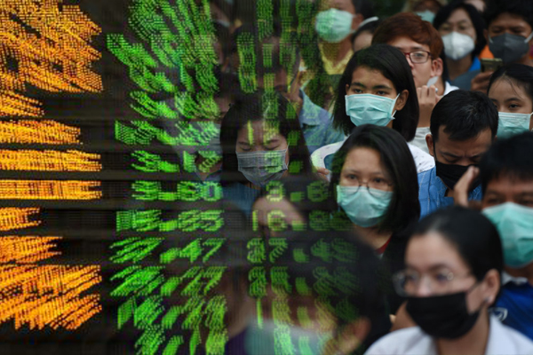 US stock market plunges amid coronavirus fears, Australian market expected to follow
