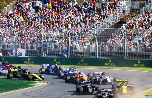 Article image for 'All options open': Health authorities back Australian F1 GP amid coronavirus concerns