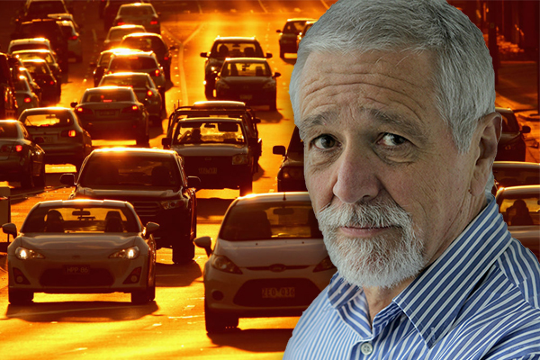 Article image for 'Like driving in Bali': Neil Mitchell takes aim at Melbourne's road 'madness'